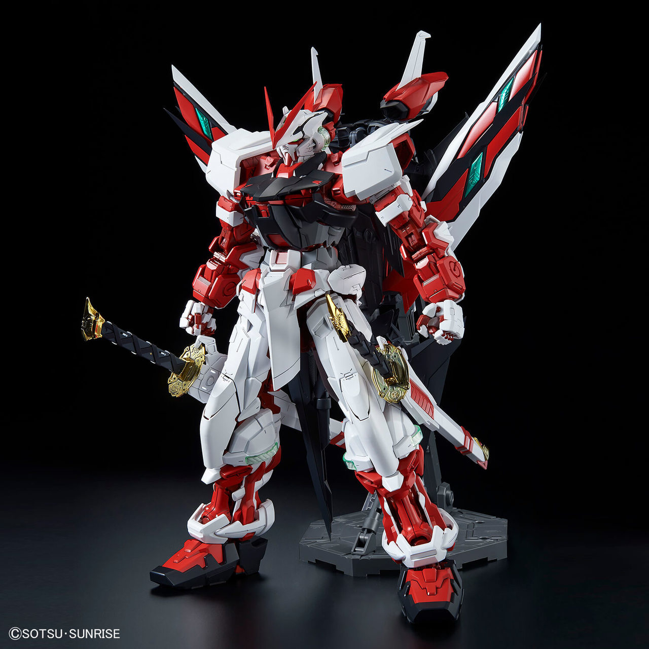 Perfect Grade Gundam Astray Red Frame kai