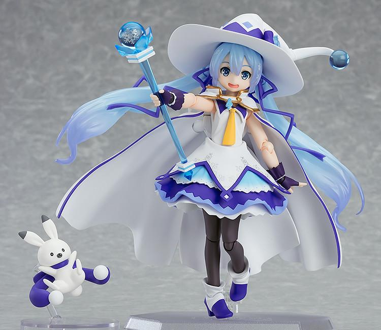 Figma EX-055 Snow Miku: Magical Snow ver.